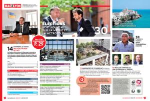 Mag2Lyon Sommaire Juillet 2020