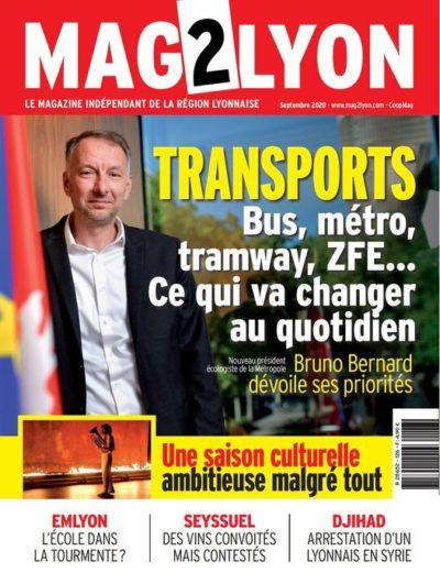 Mag2Lyon septembre 2020
