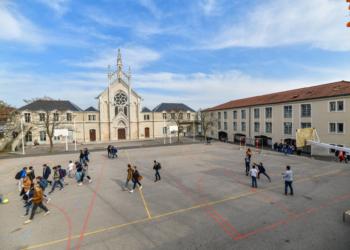 Le lycée privé des Chartreux